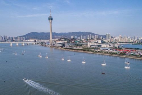 The 2020 Guangdong-Hong Kong-Macao Greater Bay Area Cup Regatta & Macao Cup International Re...