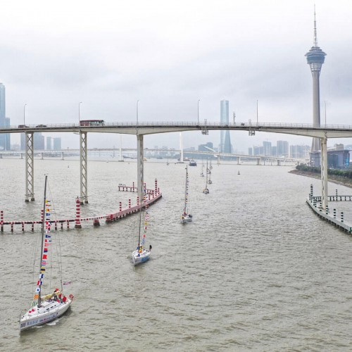 The 2020 Guangdong-Hong Kong-Macao Greater Bay Area Cup Regatta & Macao Cup International Regatt...